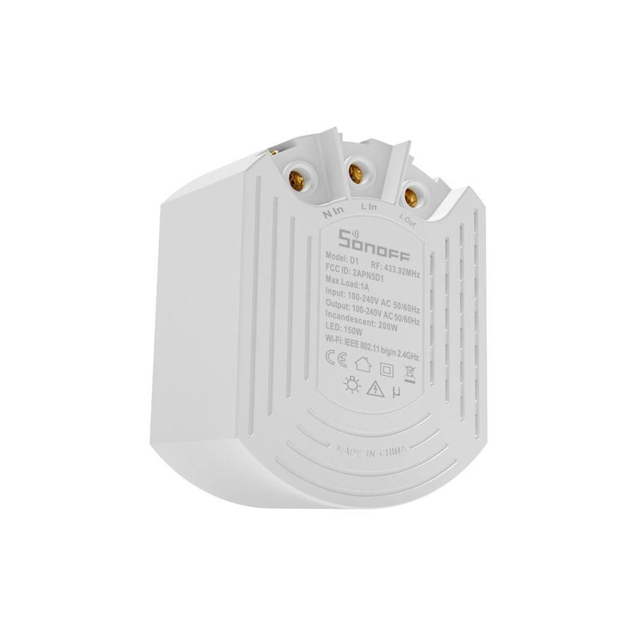 Sonoff D1 viedais dimeris, LED 150W