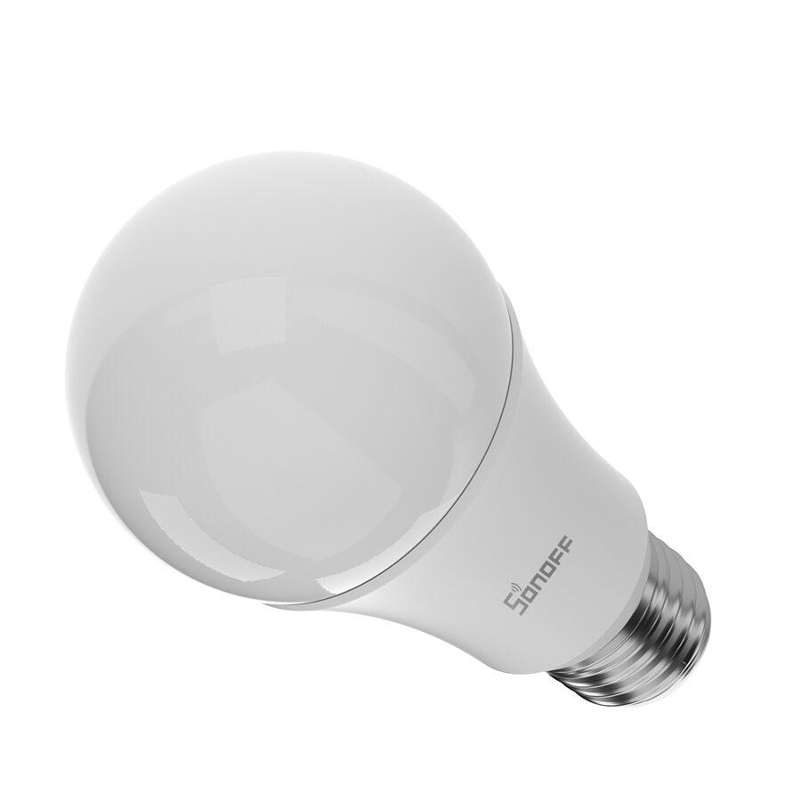 Sonoff Viedā LED Spuldze B02-B-A60 - Dimējama, E27, Wi-Fi, 806Lm, 2700K-6500K, 9W